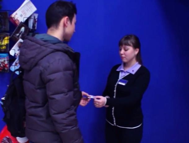 Опубликовано видео флешмоба Mannequin Challenge, который заставил замереть ростовский кинотеатр