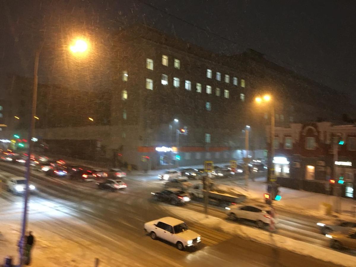 Кого наказали за плохо убранный снег на улицах Ростова