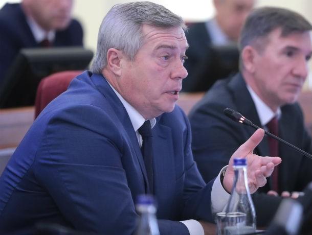 В Ростовской области падают показатели социально-экономического развития