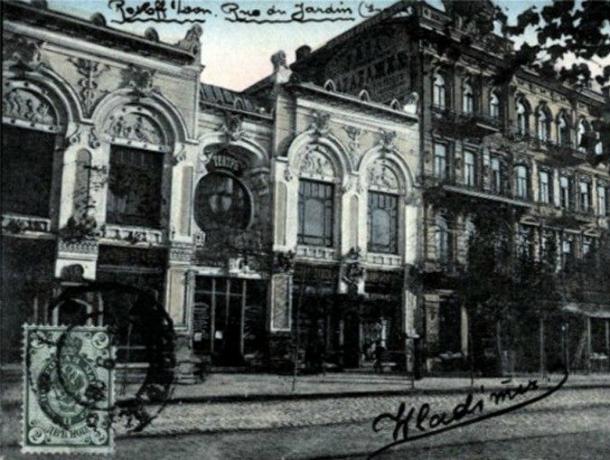 Тогда и сейчас: Доходный дом Яблокова