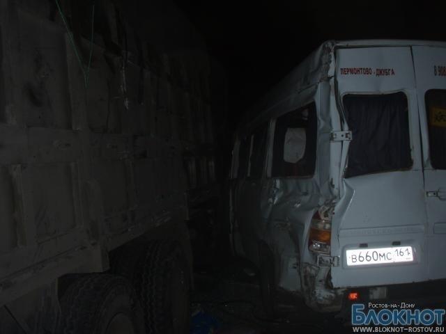 В Ростове-на-Дону двое школьников пострадали в ДТП