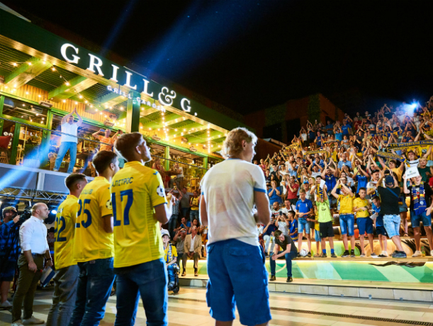 Молодые шведы будут покорять РПЛ вместе с ФК «Ростов»
