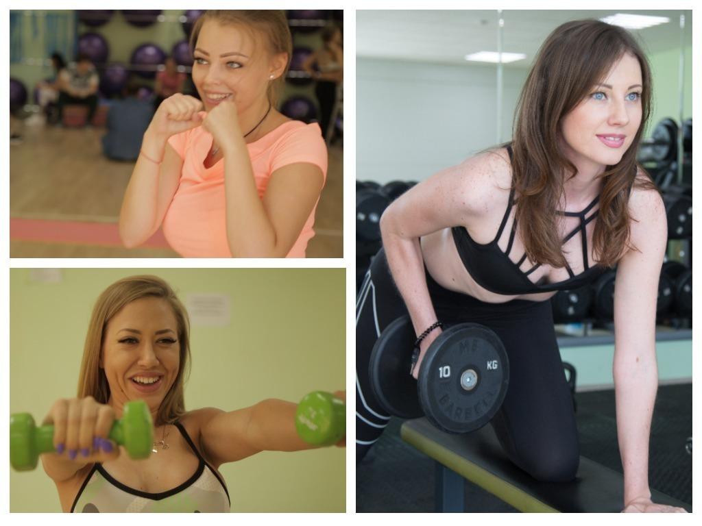 Проголосуй за самую спортивную красотку в конкурсе «Мисс Блокнот Ростов-2018»