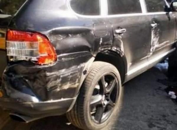 Житель Гуково инсценировал ДТП со своим автомобилем Porsche Cayenne, чтобы получить 3 млн по страховке