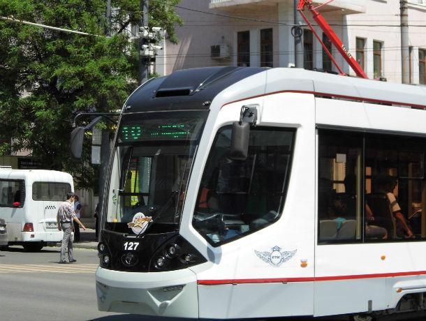 Можно ломать два года: власти Ростова рассказали о судьбе новых трамваев