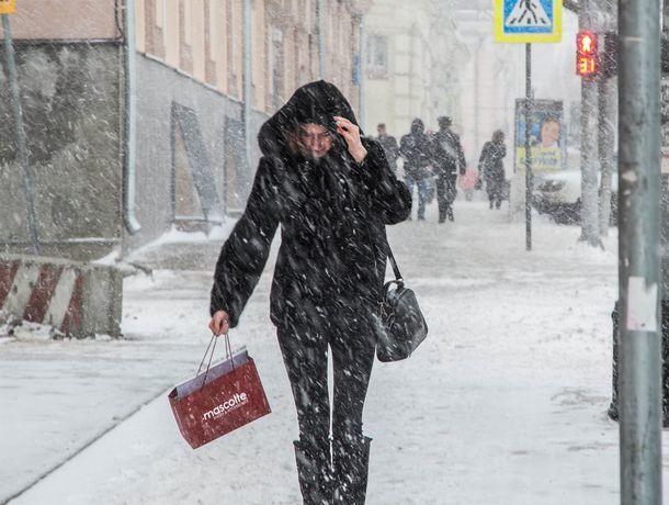 Зима близко: в Ростове в понедельник выпадет снег
