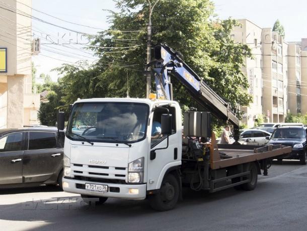Ростовскому злоумышленнику для угона автомобиля понадобился эвакуатор