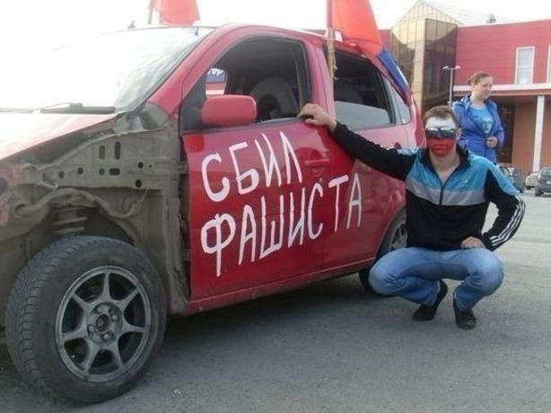 Разукрашенные как на карнавал машины к 9 мая жители Ростова назвали клоунадой и позором