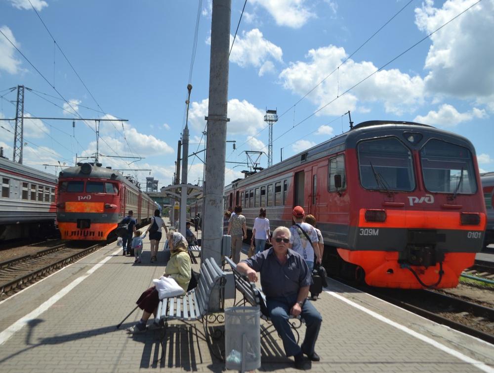 Расписание электричек из Ростова в Краснодарский край временно изменилось