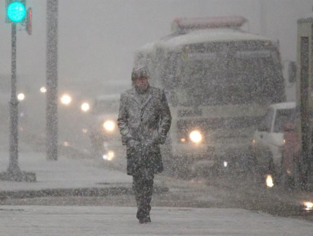 Жуткий снегопад и пробирающий до костей ветер обрушатся в мужской праздник на жителей Ростова