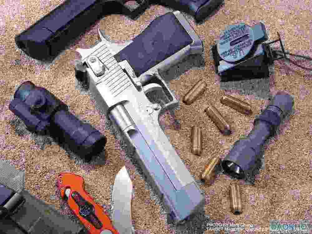 Ростовчанам предложили сдать оружие за вознаграждение
