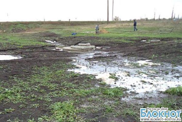 В Миллерово произошел выброс сточных вод комбината «Амилко»: 2 человека доставлены в больницу