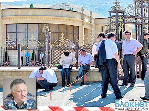 В Ростове вынесут приговор обвиняемому в убийстве главы МВД Дагестана
