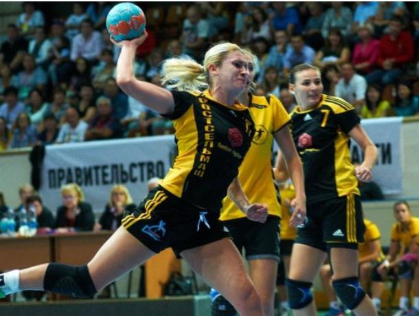 Гандбольный клуб «Ростов-Дон» снова одержал победу в домашнем матче