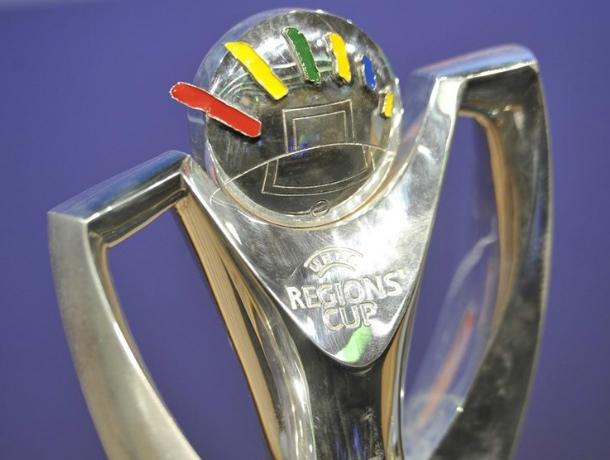Футболисты Ростовской области представят Россию на Кубке регионов УЕФА
