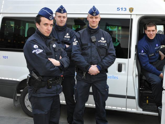 Бельгийские полицейские будут сопровождать фанатов своей страны на ЧМ-2018 в Ростове