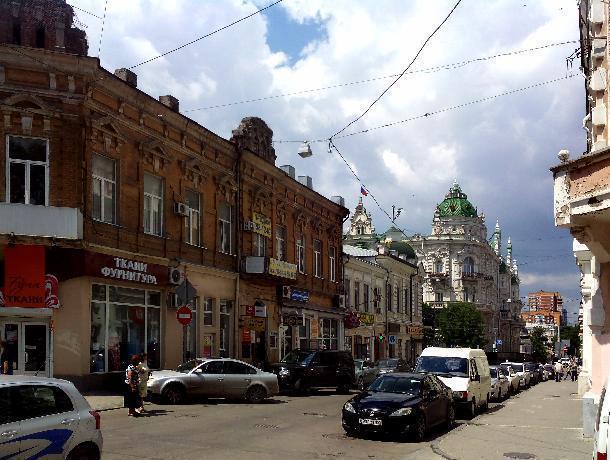 Тогда и сейчас: как изменился переулок Семашко в Ростове за последние 150 лет