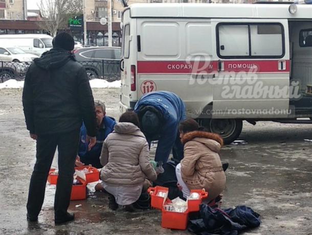 Закурил перед смертью: в Ростове на улице внезапно умер мужчина