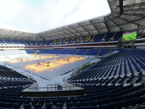 Занимать места на стадионе «Ростов-Арены» за три часа до начала матчей посоветовали горожанам
