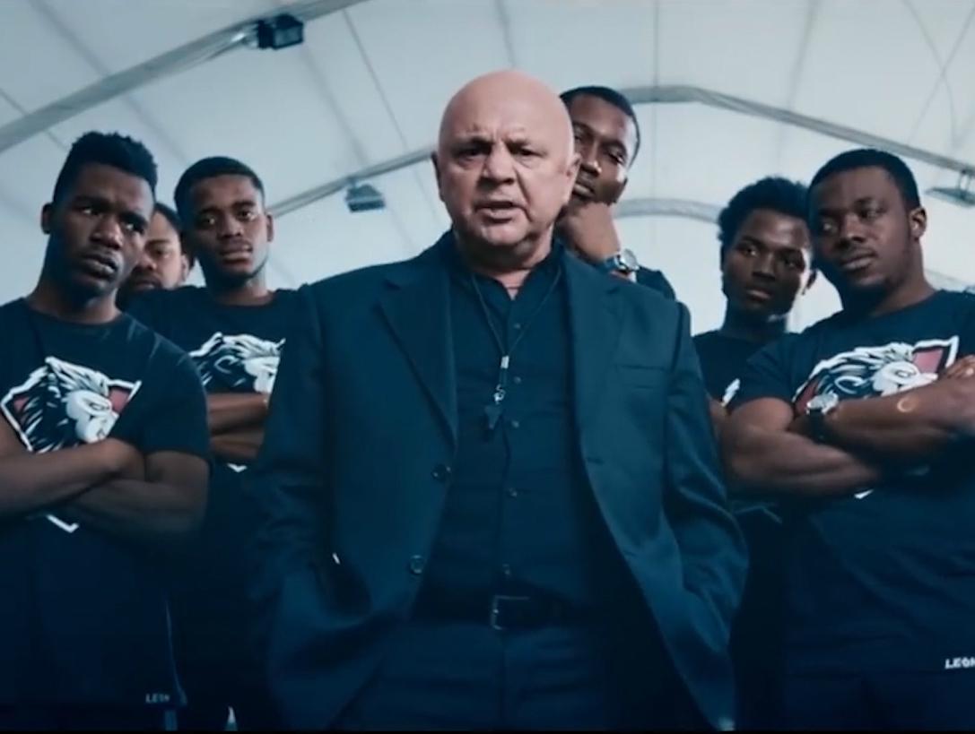 «Цвет настроения черный. Тренирую я клуб обреченный», - бывший тренер ФК «Ростов» хайпанул на клипе