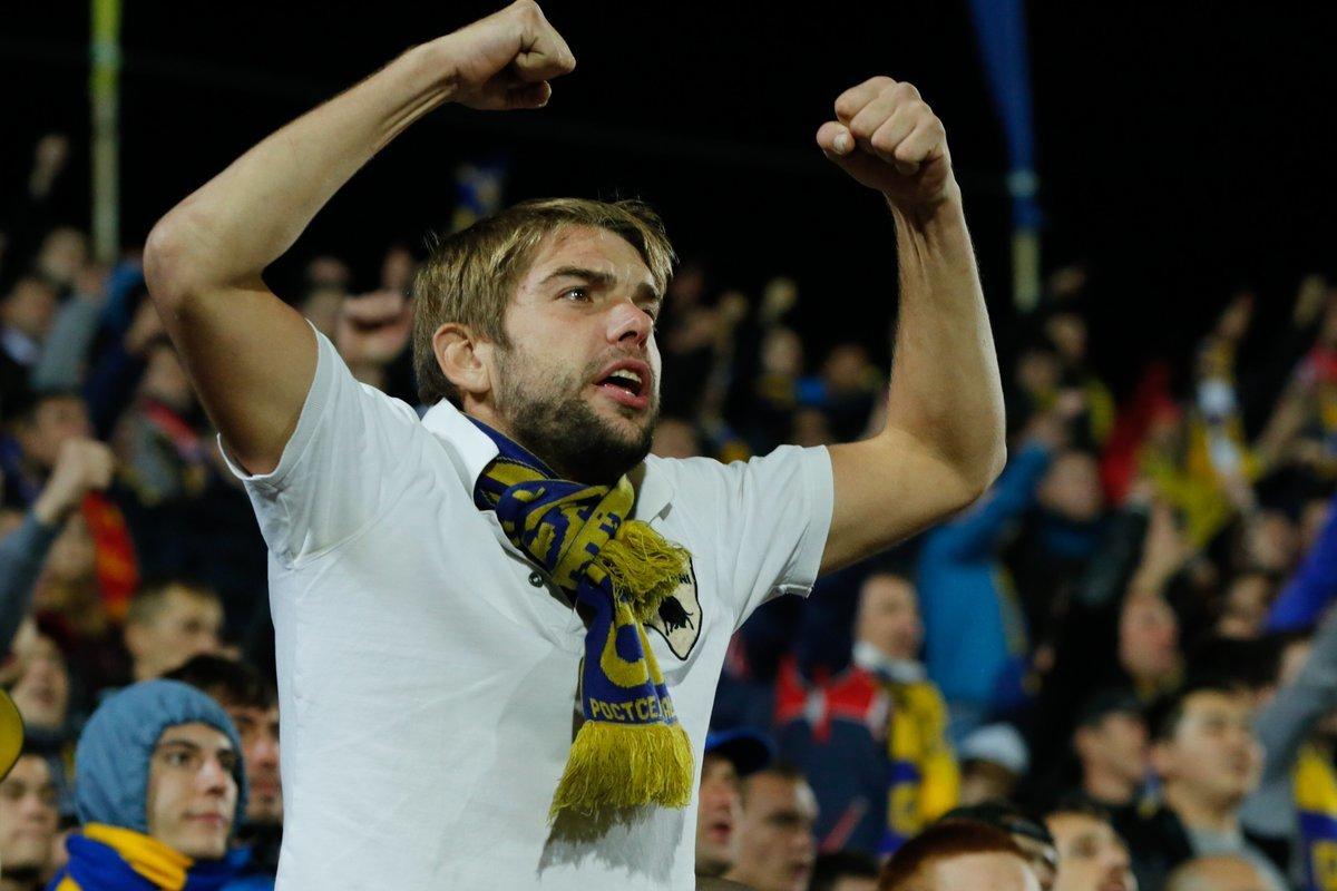 Как горячие пирожки, разлетелись сорок тысяч билетов на стадион «Ростов-арена»