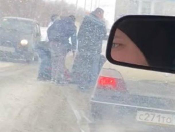 Маленький мальчик пострадал под колесами иномарки на «зебре» Ростова
