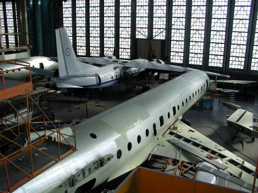 Ростовский завод гражданской авиации остался без аэропорта
