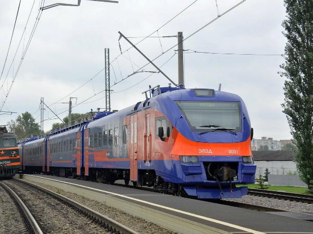 Более четырех миллиардов рублей выделили на новые электрички для Ростова