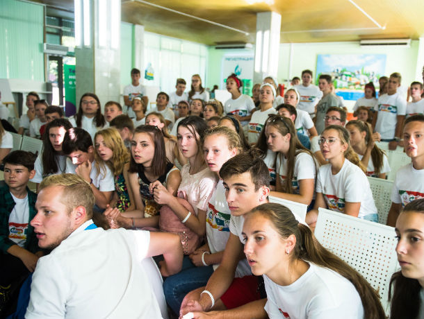 Гости из будущего: «МегаФон» подводит итоги Digital Campus'а в Орлёнке