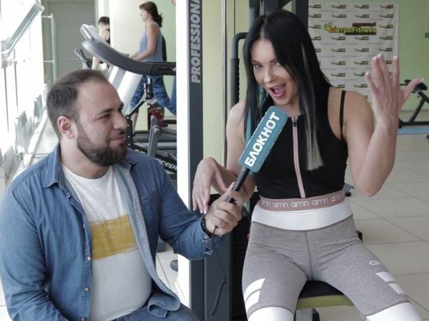 У меня потеют не только ножки, я вообще вся влажная, - конкурсантка Анастасия Черная