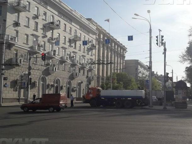 В дни проведения матчей в Ростове ограничат движение и введут пешеходные зоны