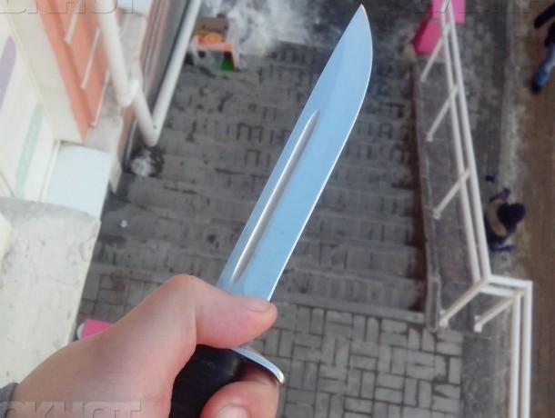 Пьяный мужчина проткнул ножом своего собутыльника в Ростовской области