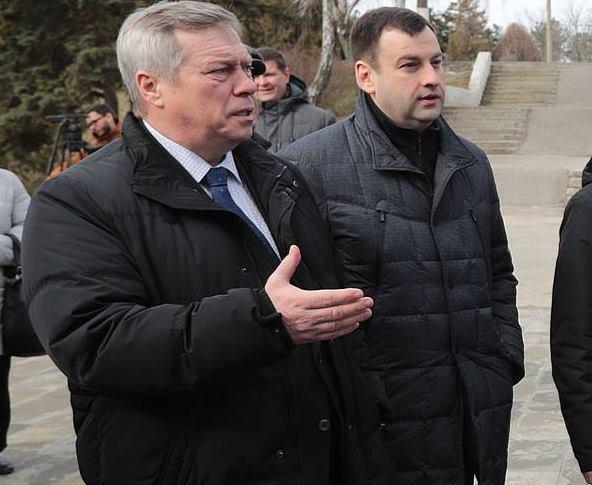 Власти региона  пообещали Таганрогу серьезную финансовую поддержку
