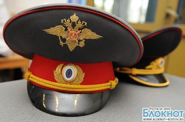 В Ростовской области полицейских подозревают в укрытии 18 преступлений