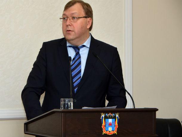 Депутаты нового Заксобрания РО выбрали себе прежнего спикера