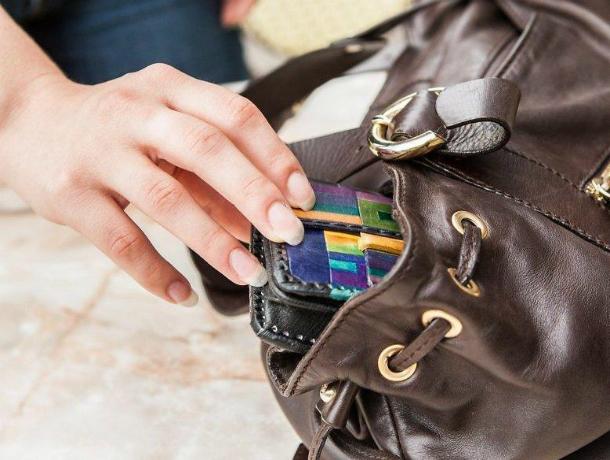 Трижды судимая многодетная 18-летняя ростовчанка попалась на краже кошелька с деньгами в Пензе