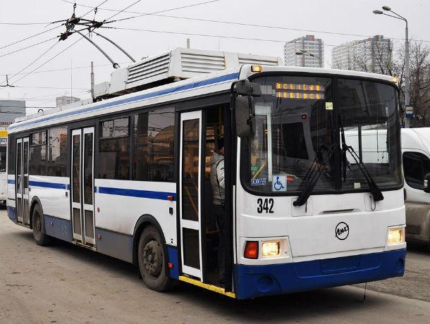 «Золотое кольцо» Ростова: троллейбусы пойдут по новому маршруту