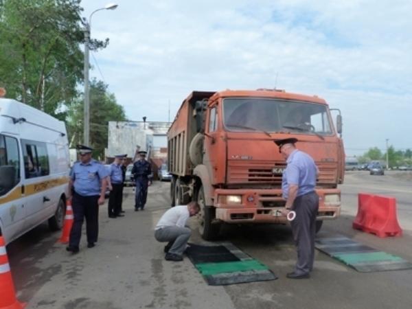 В Ростове будут чаще штрафовать за перегруз машин