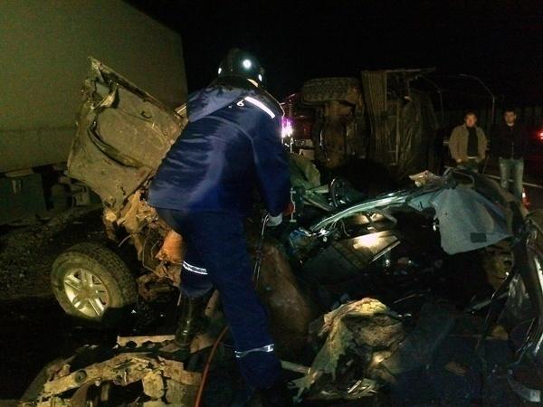 Список погибших и пострадавших военных в ДТП в Ростовской области