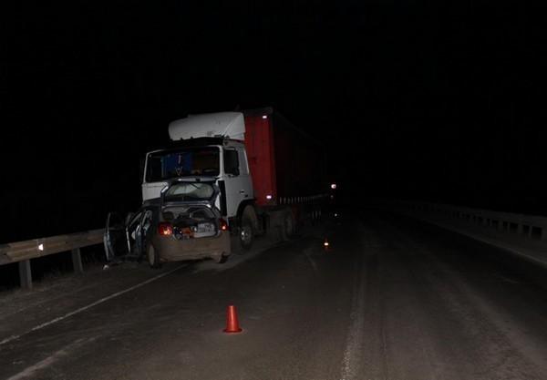 В Ростовской области в ДТП с МАЗом и «Тойотой» погибли три человека