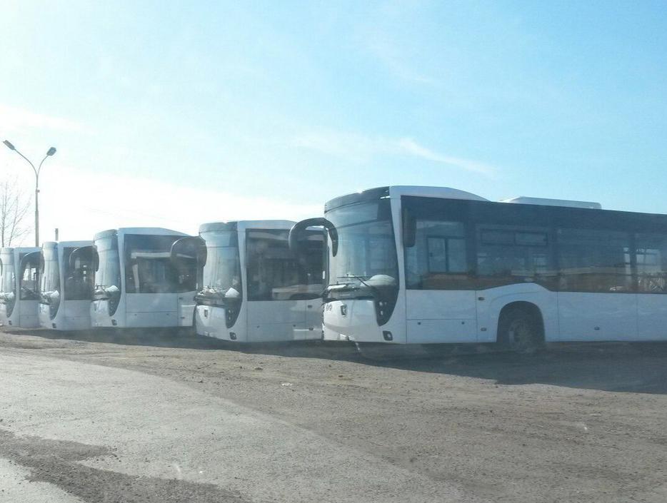 Ростов станет первым городом, который получит партию футуристического вида автобусов