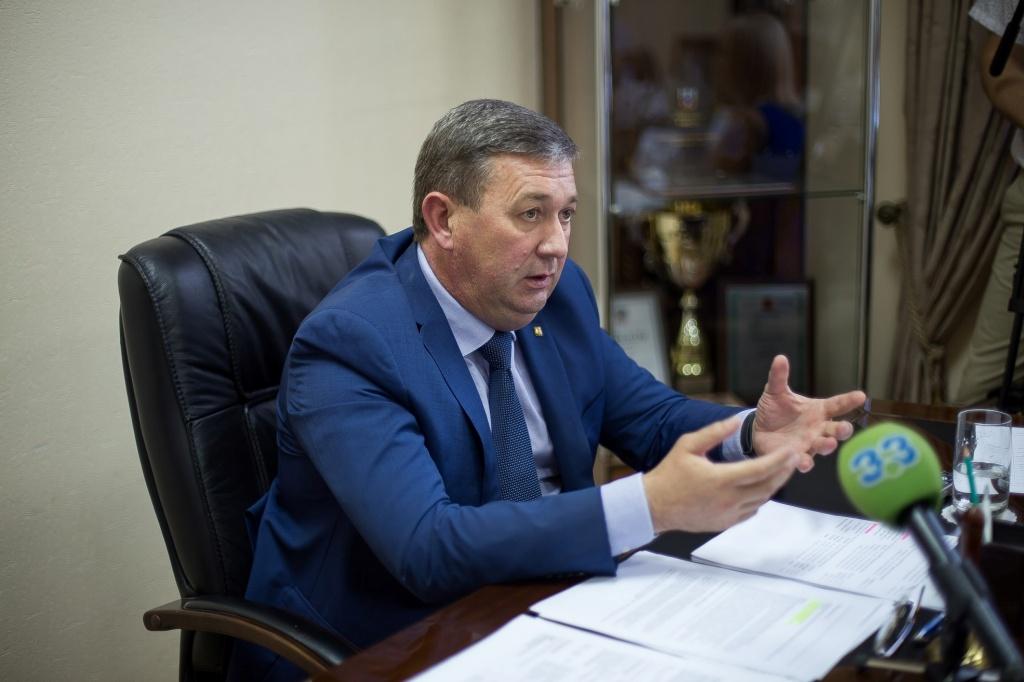 Глава Шахт Игорь Медведев подал вотставку посостоянию здоровья