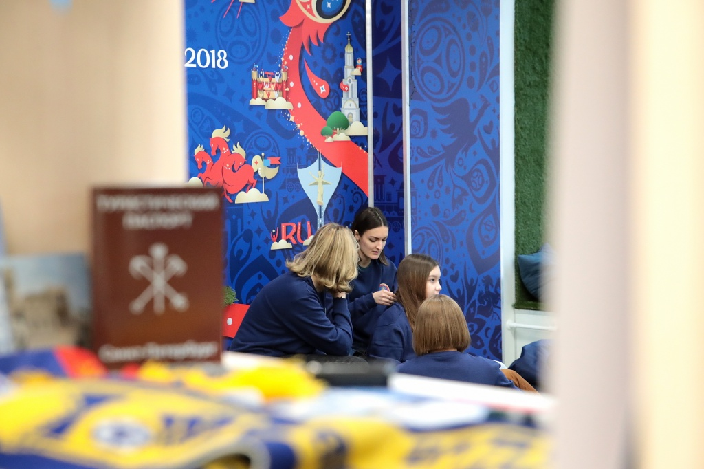 3000 волонтеров примут участие впроведении ЧМ-2018 вРостове